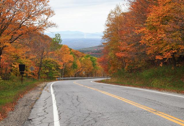 Route 100, Vermont