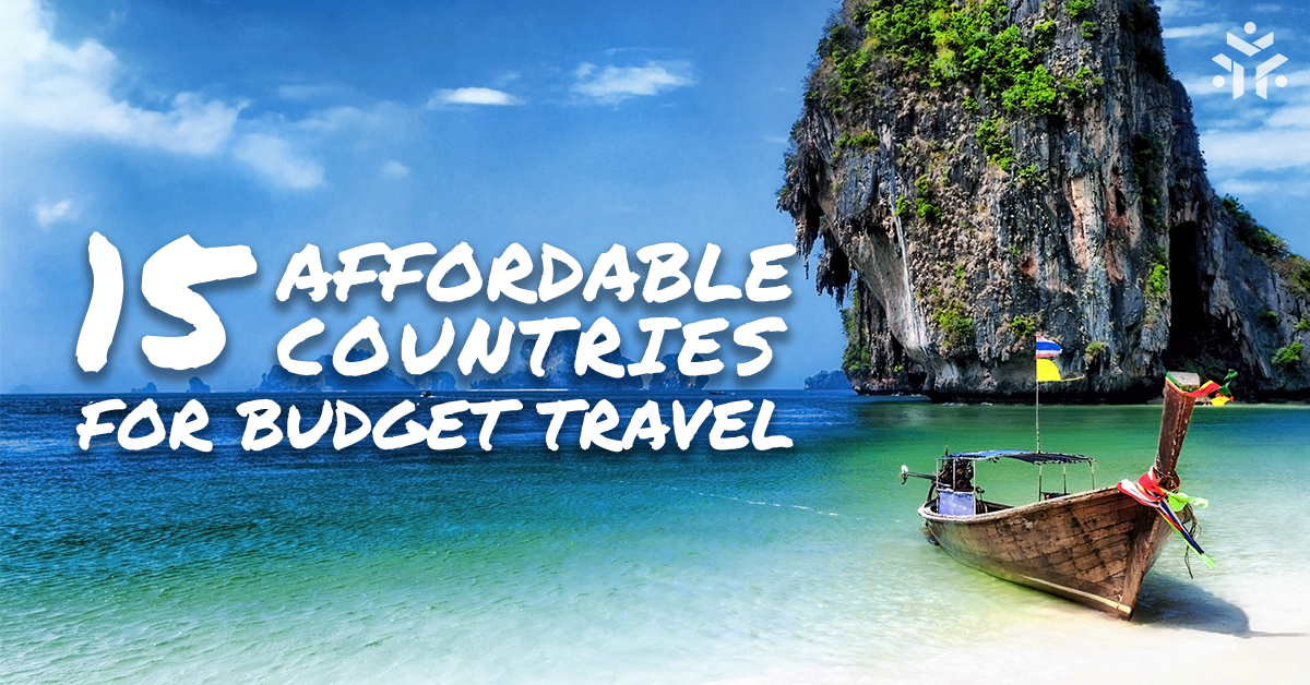 15 Affordable Countries for Budget Travel