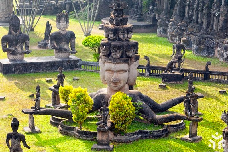 Laos-landscape