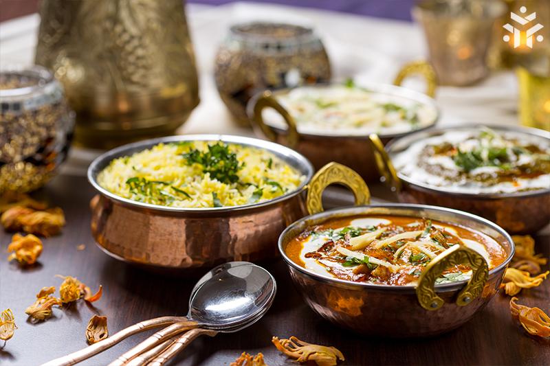 India-dish