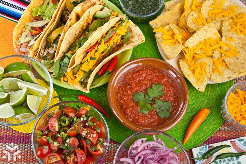 Mexico-dish
