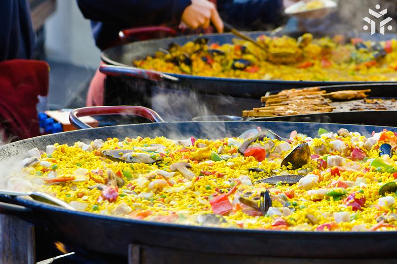 Spain-dish