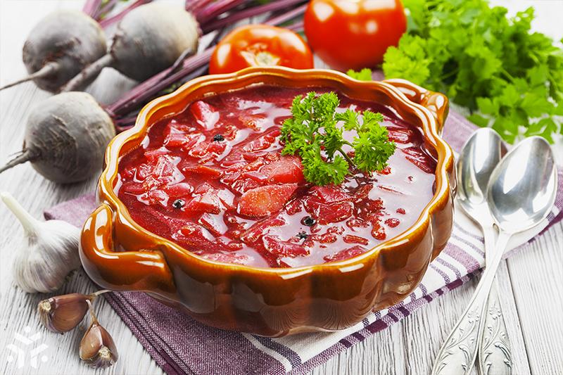 Ukraine-dish